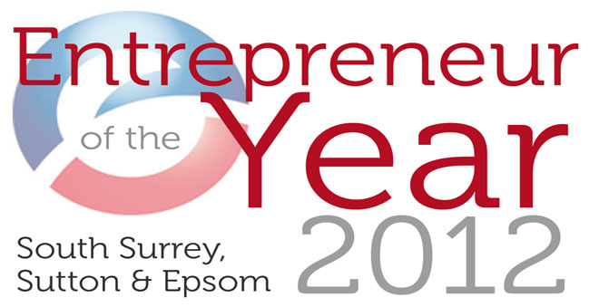 Entrepreneur Of The Year 2012 - Deborah Walker